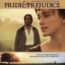 Pride & Prejudice [Original Score] Soundtrack by Dario Marianelli CD
