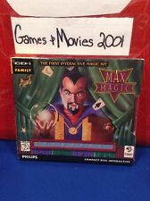 Max Magic (Philips CD-i, 1994) BRAND NEW