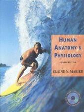 Human Anatomy and Physiology (4th Edition), Elaine Nicpon Marieb,080534196X, Boo