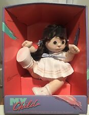 Vintage 1985 Mattel My Child Doll New in Box Rare Sailor Girl NIB