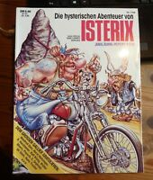 Die hysterischen Abenteuer von Isterix - Saga Verlag - Nr. 1 von 1989