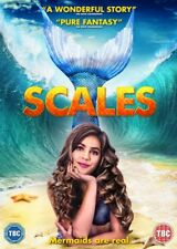 SCALES (DVD) (RELEASED 9TH JULY) (NEW AND SEALED) (REGION 2) (FREE POST)