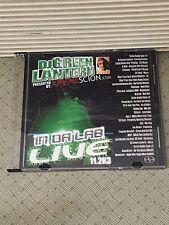 DJ GREEN LANTERN IN Da Lab 11-2k3 RARE Mixtape CD NYC Promo Mix