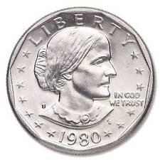 1980-S PROOF SUSAN B. ANTHONY DOLLAR