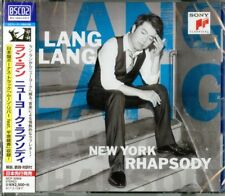 LANG LANG-NEW YORK RHAPSODY -JAPAN Blu-spec CD2 F56