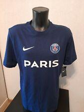 PSG Nike T Shirt Paris Saint Germain Neymar Nike Tee Fussball Frankreich