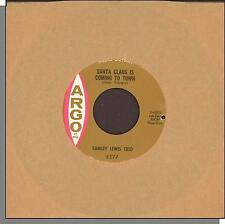 "Ramsey Lewis Trio - Santa Claus is Coming To Town + Winter Wonderland - 7"" 45!"
