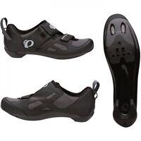 Pearl Izumi Men's Tri Fly V Triathlon Cycling Cycle Bike Shoes - Black