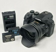 Panasonic LUMIX FZ300 12.8 MP Digital SLR Camera - Black with 25-600mm Lens