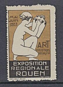 EXPOSITION REGIONALE - ROUEN -(79)- CINDERELLAS