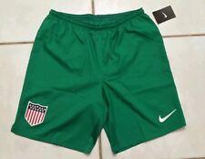 Rare NWT NIKE USA National Team Centennial GREEN Soccer Shorts Men's Large