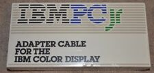 IBM PC Jr junior adapter cable for the IBM color display new sealed vintage