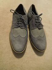 Joseph Abboud Designer Oxfords Brogues Dandy Casual Ties Perforated Wing Tip 8.5