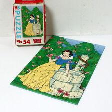 Mini puzzle Blanche Neige 54 pièces