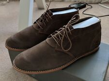 Timberland Mens EarthKeeper Revenia Chukka Shoes; Brown Suede; Size 10; TB09231B