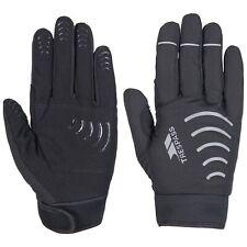 Trespass Crossover Men Women Active Waterproof Reflective Running Cycling Gloves