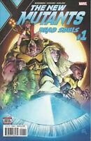 The New Mutants Dead Souls #1 Marvel comics 2018 1st Print New NM
