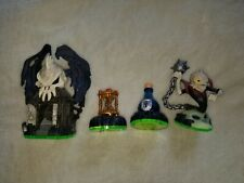 Skylanders Adventure Spyros Darklight Crypt Figures Only Ghost Roaster