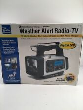 The Weather Channel Weather Alert Radio-TV