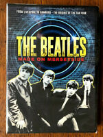 The Beatles: Made on Merseyside (DVD) 2019 rock documentary, SEALED, Ohio seller
