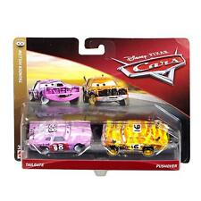 Disney Cars 3 Thunder Hollow Tailgate & Pushover 2 Pack 1:55 Diecast Demo Derby