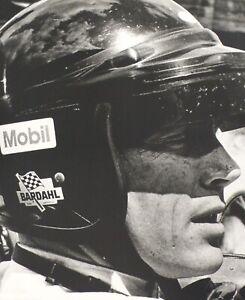 DAN GURNEY Racing Car Driver Nürburgring 1960s Jesse Alexander Photo Print