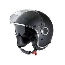 Vespa Scooter Plain Matt Motorcycle Helmets