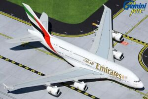 Emirates Airbus A380-800 A6-EUD Expo 2020 logo 1/400 scale diecast Gemini Jets