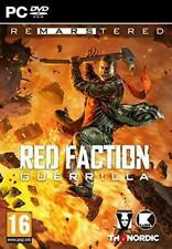 NEW and SEALED Red Faction Guerrilla Re-Mars-tered - Windows