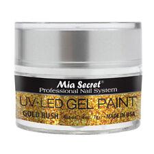 Mia Secret Gel UV LED Paint 0.18oz / 5g - GOLD RUSH (5S-803)