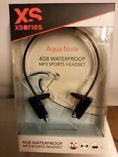 Xsories Aqua Note 4GB Speicher Sport MP3 Player wasserdicht schwarz neu OVP!!!