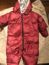 9e2fb8463 Authentic Burberry baby Unisex snowsuit size 3 to 6 months