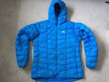 Mountain Equipment Men's Superflux Hoodie Jacket Size X Large Blue