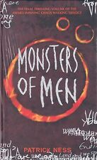 Monsters of Men BRAND NEW BOOK by Patrick Ness (Hardback 2010)