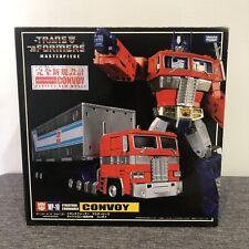 Transformers Masterpiece MP-10 Optimus Prime plus Coin Authentic Takara BIB