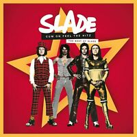 Slade - Cum On Feel the Hitz. The Best of Slade [CD] Sent Sameday*