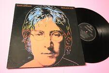 JOHN LENNON BEATLES LP MENLOVE AVE ORIG ITLAY 1986 COVER ART ANDY WARHOL !!!!!!!