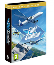 Microsoft Flight Stimulator Premium Deluxe Edition Video Game