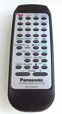 Original PANASONIC RAK-RX949WK Ghettoblaster Remote For RX-ES30