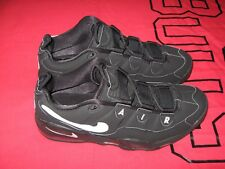 Vintage New Nike Air Max Tempo Black, White, And Gray Size 11 Shoes #539