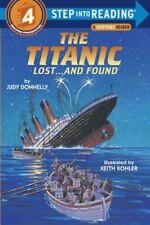The Titanic: Lost and Found Step-Into-Reading, Step 4