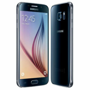 Samsung Galaxy S6 SM-G920V 32GB Single SIM Verizon Smartphone - Black Sapphire
