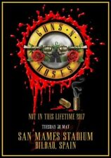 Artículos de coleccionismo musical Guns N 'Roses