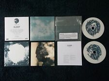 New, Limited Edition Promo, TOM THE LION - SLEEP, 2x CDs Album & Live 2014, Rare