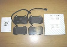 FIAT COUPE 2.0 20V TURBO  New GENUINE Front Brake Pads 77362227