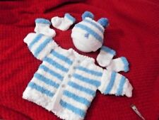 Handmade Party Striped Outfits & Sets (0-24 Months) for Boys