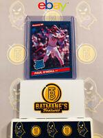 1986 Donruss Paul O'Neill #37 RC Rookie NM/M MINT Baseball Card
