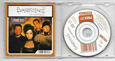 "EVANESCENCE - my immortal - Mini Pock it CD 2003 - 3 INCH CD - 3"""