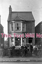 HF 138 - Post Office, Bushey Heath, Hertfordshire c1920 - 6x4 Photo