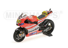 Ducati gp11.2 valentino rosi moto gp 2011 1:12 Minichamps 122112046 nuevo embalaje original &